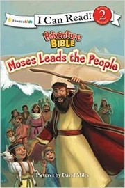 Cover of: Moses Leads The People