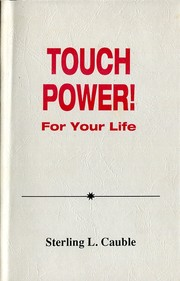 Cover of: Touch Power!  For Your Life