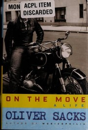 Cover of: On the move: a life