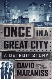 Cover of: Once in a great city