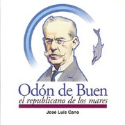 Cover of: Odón de Buen