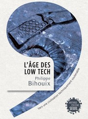 Cover of: L'âge des low tech