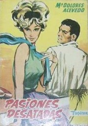 Cover of: Pasiones desatadas