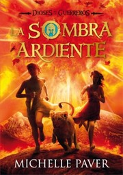 Cover of: La sombra ardiente
