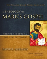 Cover of: A theology of Mark's Gospel