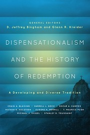 Cover of: Dispensationalism and the history of redemption