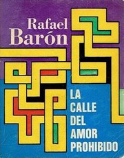 Cover of: La calle del amor prohibido