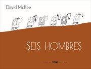 Cover of: Seis hombres