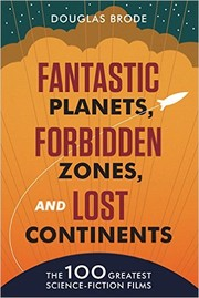 Cover of: Fantastic Planets, Forbidden Zones, and Lost Continents