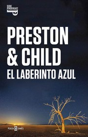 Cover of: El laberinto azul