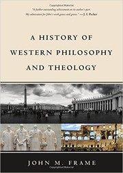 Cover of: A History of Western Philosophy and Theology