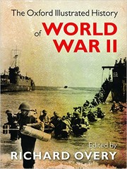 Cover of: The Oxford Illustrated History of World War II