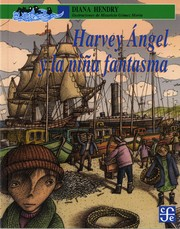 Cover of: Harvey Angel y la niña fantasma