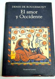 Cover of: El amor y Occidente