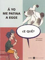 Cover of: Á yo me patina a egge