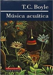 Cover of: Música acuática