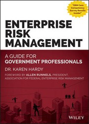 Cover of: ENTERPRISE RISK MANAGEMENT: A GUIDE FOR GOVERNMENT PROFESSIONALS