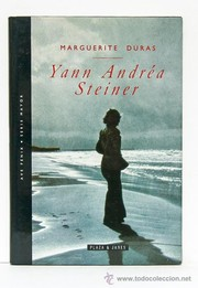 Cover of: Yann Andréa Steiner