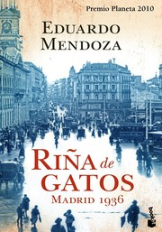 Cover of: Riña de Gatos