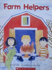 Cover of: Farm Helpers