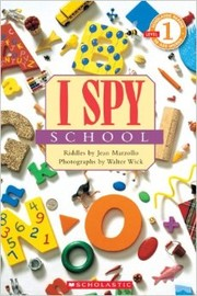 Cover of: I spy school