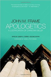 Cover of: Apologetics: A Justification of Christian Belief