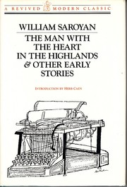 Cover of: The Man with the Heart in the Highlands & Other Early Stories