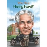 Cover of: Who Was Henry Ford?