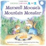 Cover of: Maxwell Moose's Mountain Monster