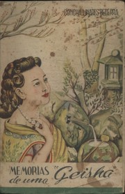 "Cover of: Memorias de una ""geisha"""