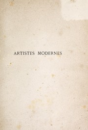 Cover of: Catalogue illustré des œuvres de W. Bouguereau