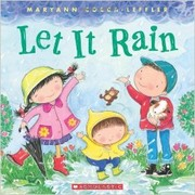 Cover of: Let It Rain