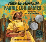 Cover of: Voice of Freedom: Fannie Lou Hamer
