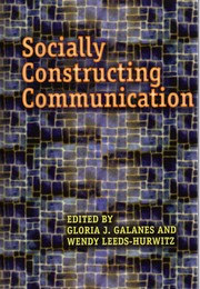 Cover of: Socially Constructing Communication