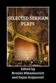 Cover of: Selected Serbian Plays