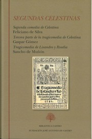 Cover of: Segundas Celestinas