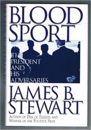 Cover of: Blood Sport
