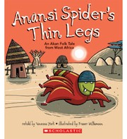 Cover of: Anansi Spider's Thin Legs