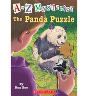 Cover of: The Panda Puzzle (A to Z Mysteries)