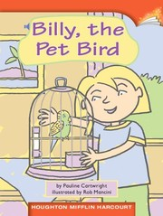 Cover of: Billy, the Pet Bird