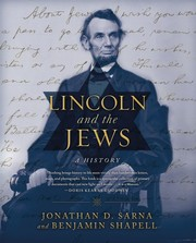 Cover of: Lincoln and the Jews: A History