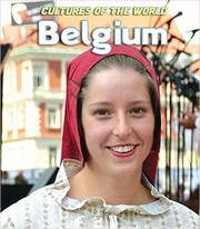 Cover of: Belgium (Cultures of the World)