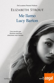 Cover of: Me llamo Lucy Barton