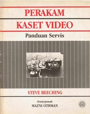 Cover of: Servicing videocassette recorders