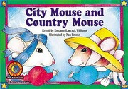 Cover of: City Mouse and Country Mouse
