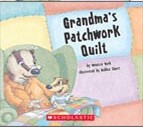 Cover of: Grandma's Patchwork Quilt