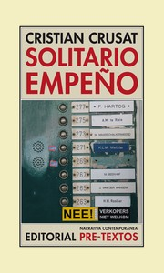Cover of: Solitario empeño