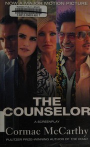 Cover of: The Counselor A Screenplay