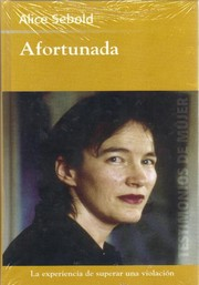 Cover of: Afortunada