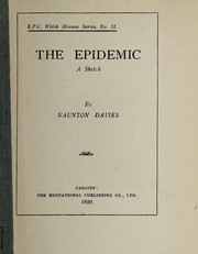 Cover of: The epidemic